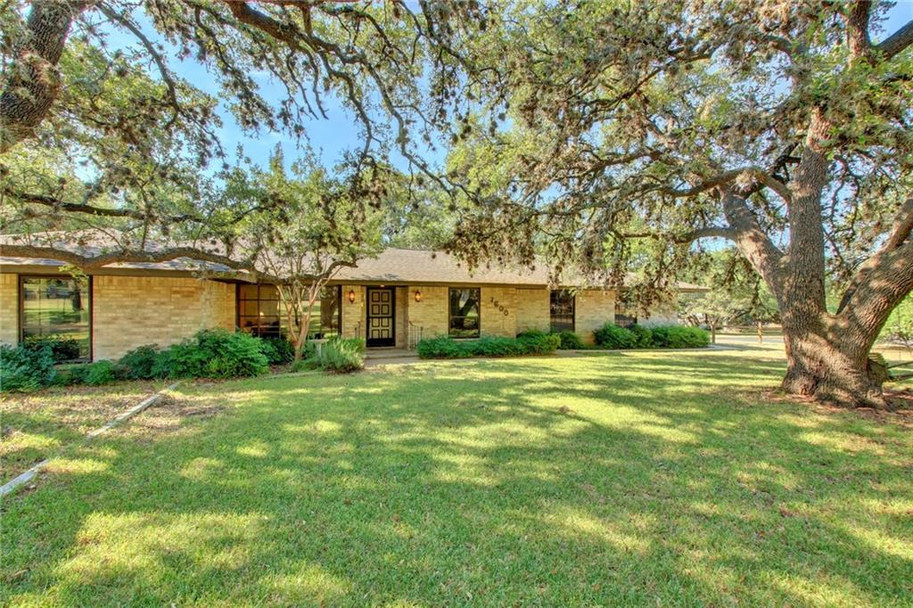 1600 Oak Forest Dr, Round Rock Tx 78681 Property Photo