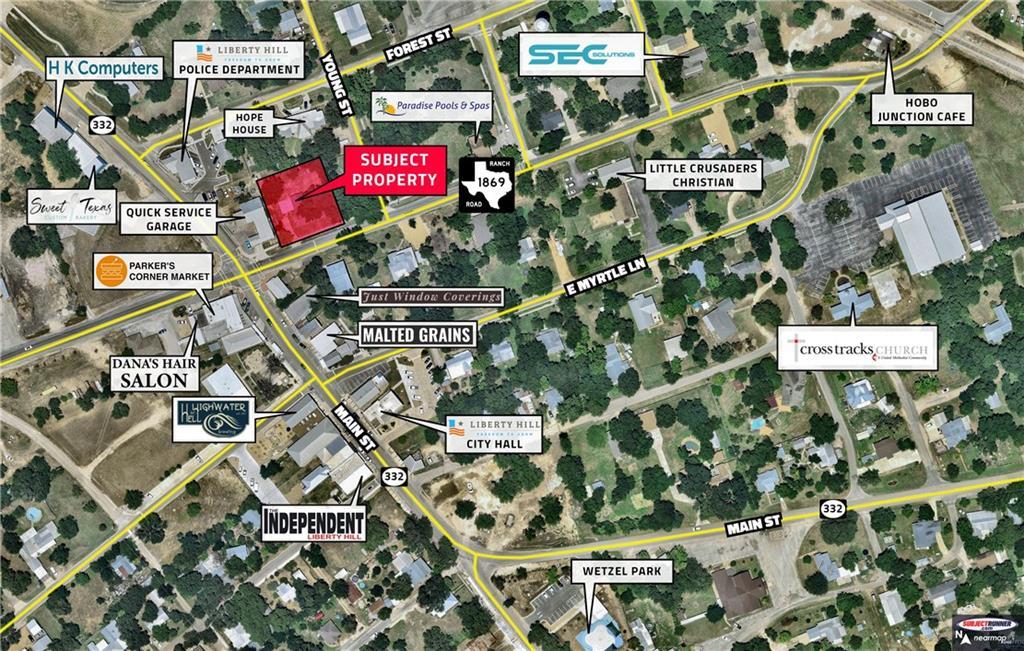 3302 Ranch Road 1869, Liberty Hill TX 78642 Property Photo