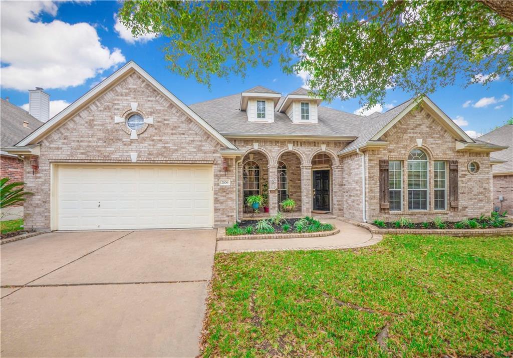 2106 Bandera PATH, Round Rock TX 78665 Property Photo - Round Rock, TX real estate listing
