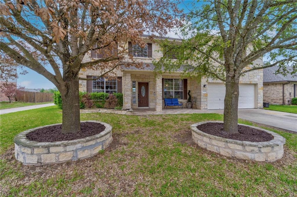 1128 Portchester Castle PATH Property Photo - Pflugerville, TX real estate listing