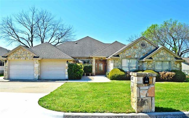 403 Olympia Fields ST Property Photo - Meadowlakes, TX real estate listing