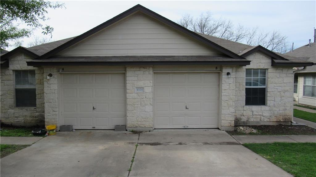 1028 Christopher AVE # B, Round Rock TX 78681 Property Photo - Round Rock, TX real estate listing