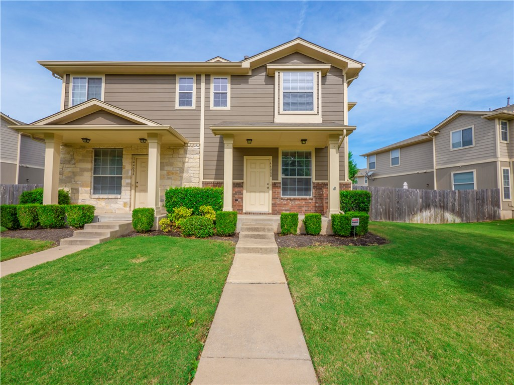 14408B Harris Ridge BLVD, Pflugerville TX 78660 Property Photo - Pflugerville, TX real estate listing