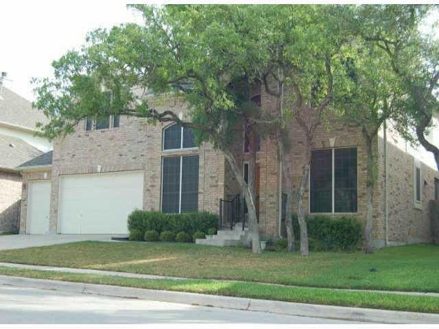 2725 Zambia DR Property Photo - Cedar Park, TX real estate listing