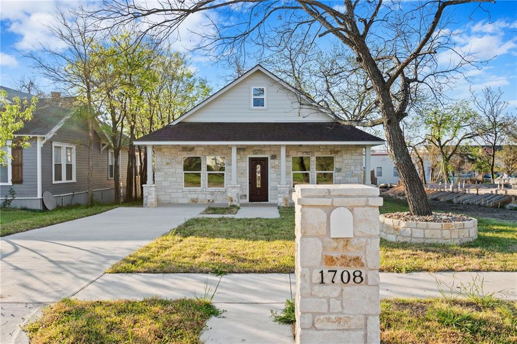 1708 Proctor Ave Property Photo - Waco, TX real estate listing