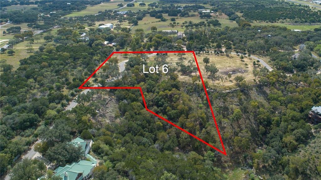 LOT 6 CONTRAILS WAY Property Photo - Spicewood, TX real estate listing