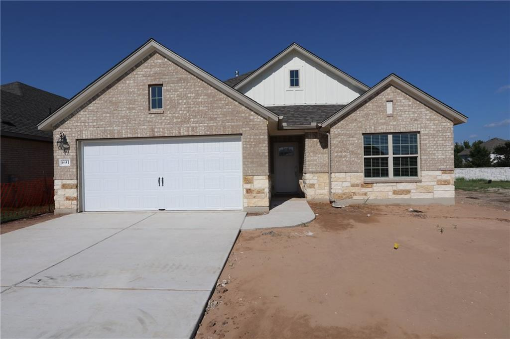 691 Coyote Creek WAY, Kyle TX 78640 Property Photo - Kyle, TX real estate listing