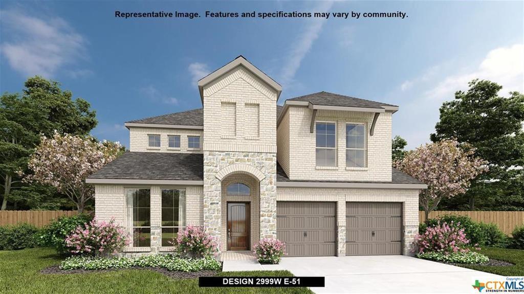 706 BLUE OAK BLVD, San Marcos TX 78666 Property Photo - San Marcos, TX real estate listing