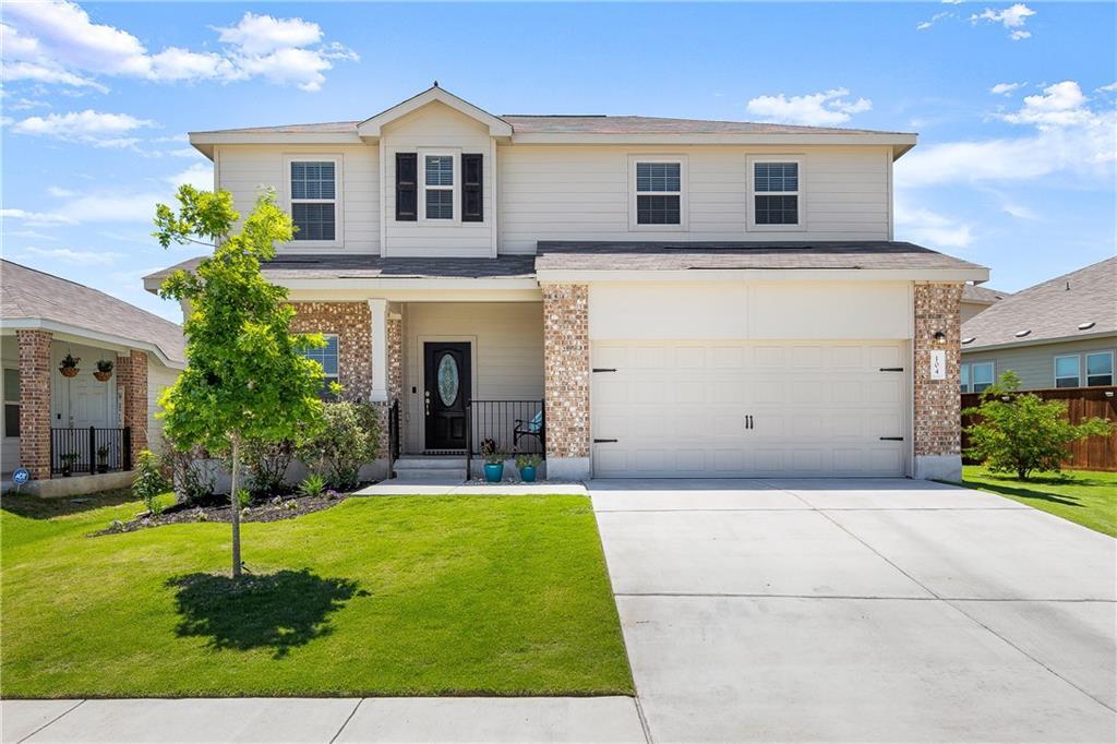104 Cressida CV # 12G Property Photo - Jarrell, TX real estate listing