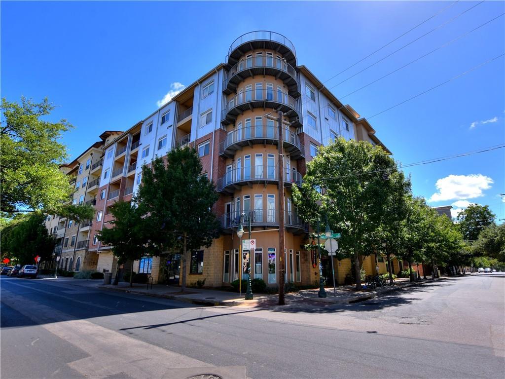 910 W 25th ST # 406 Property Photo - Austin, TX real estate listing