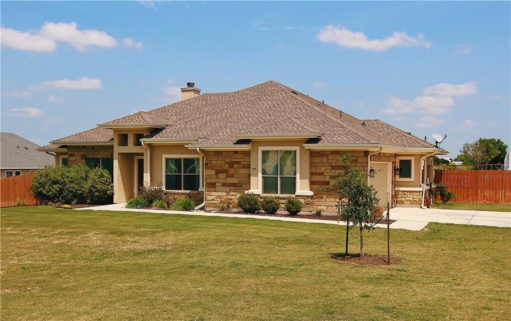 128 Oak Stone DR, Jarrell TX 76537 Property Photo - Jarrell, TX real estate listing