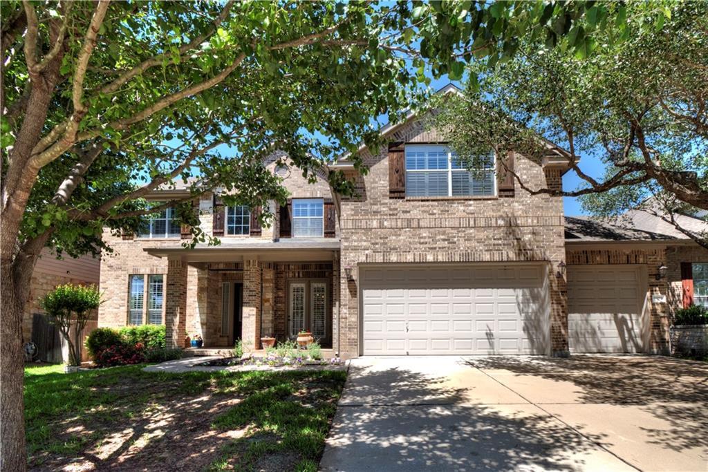 2509 Armatrading DR Property Photo - Cedar Park, TX real estate listing