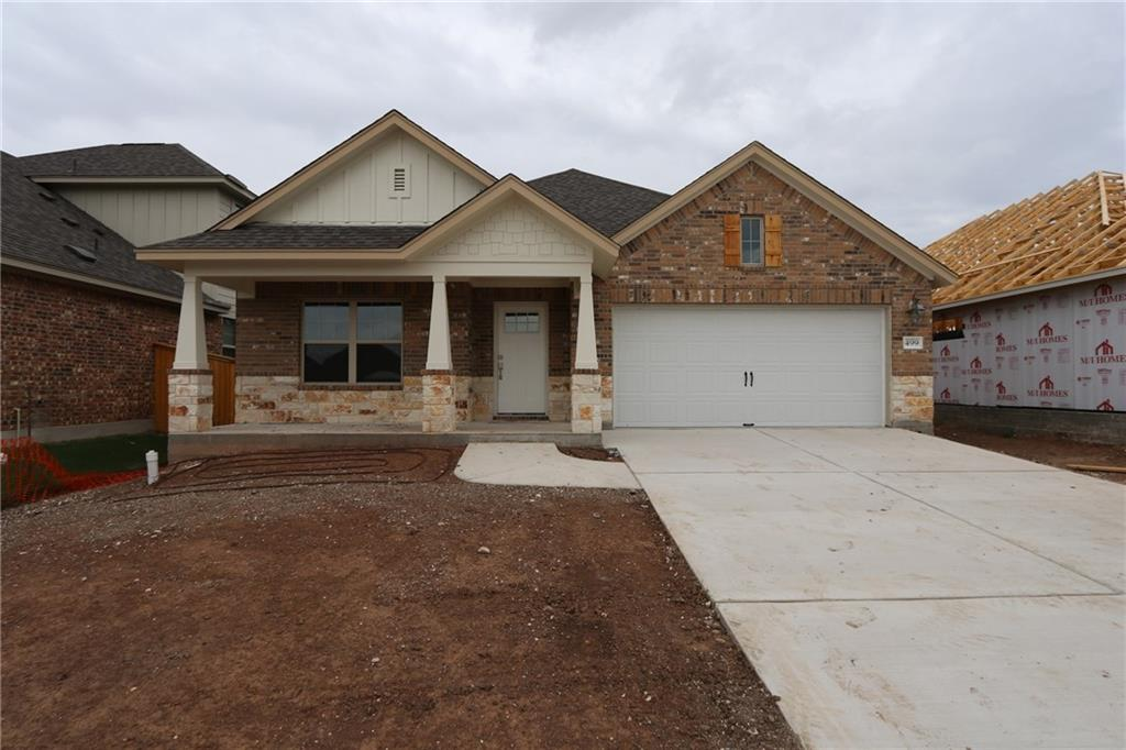 499 Coyote Creek WAY, Kyle TX 78640 Property Photo - Kyle, TX real estate listing