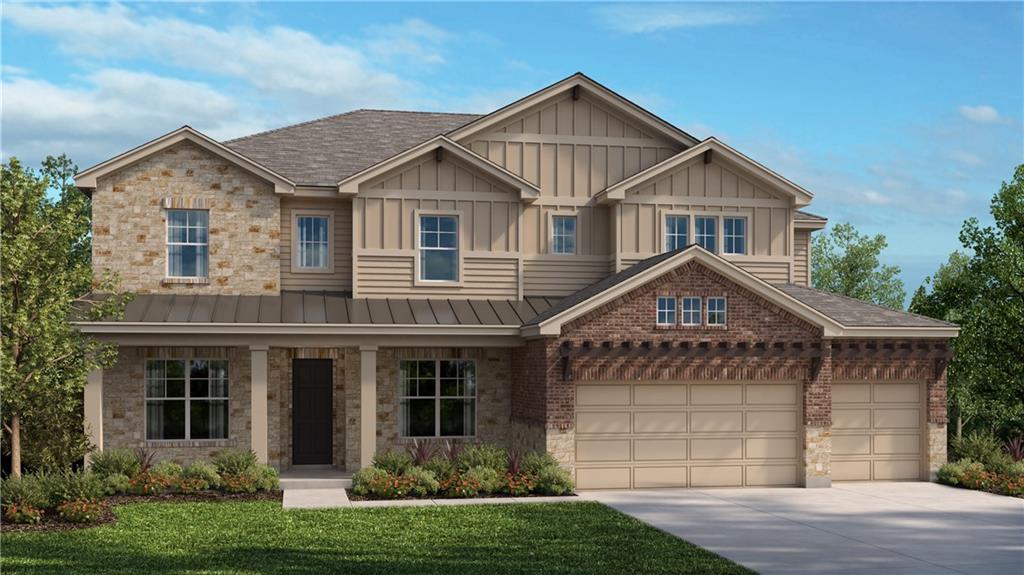 20108 Talon Grasp TRL Property Photo - Pflugerville, TX real estate listing