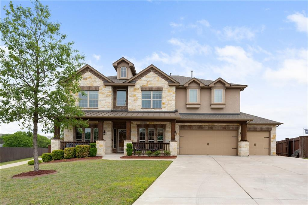 120 White Fox CV Property Photo - Round Rock, TX real estate listing