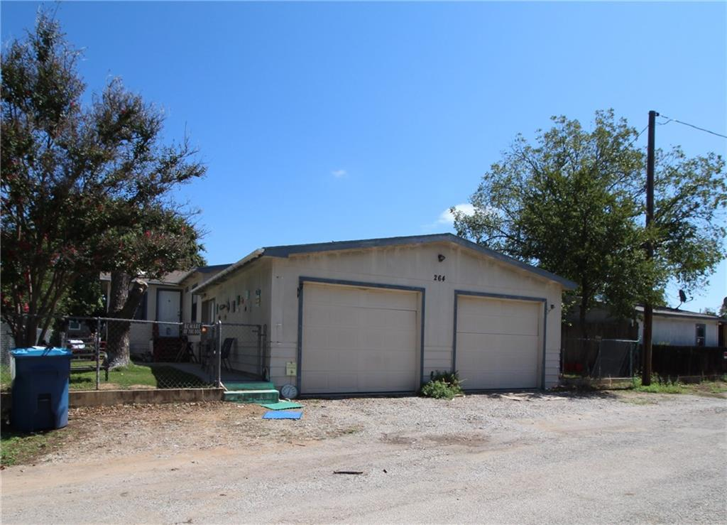 264 Pency DR Property Photo - Brownwood, TX real estate listing