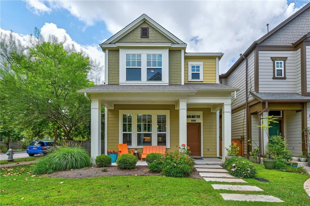 4508 Page ST, Austin TX 78723 Property Photo - Austin, TX real estate listing