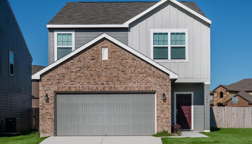 244 Wonderful Life WAY Property Photo - Jarrell, TX real estate listing