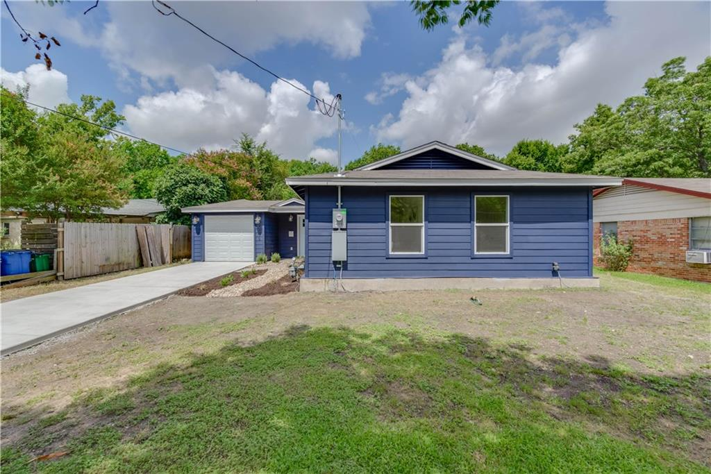 4808 Blueberry TRL, Austin TX 78723 Property Photo - Austin, TX real estate listing