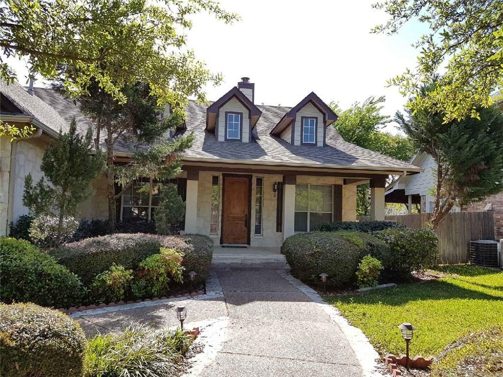 2042 Via Sonoma TRL, Round Rock TX 78665 Property Photo - Round Rock, TX real estate listing