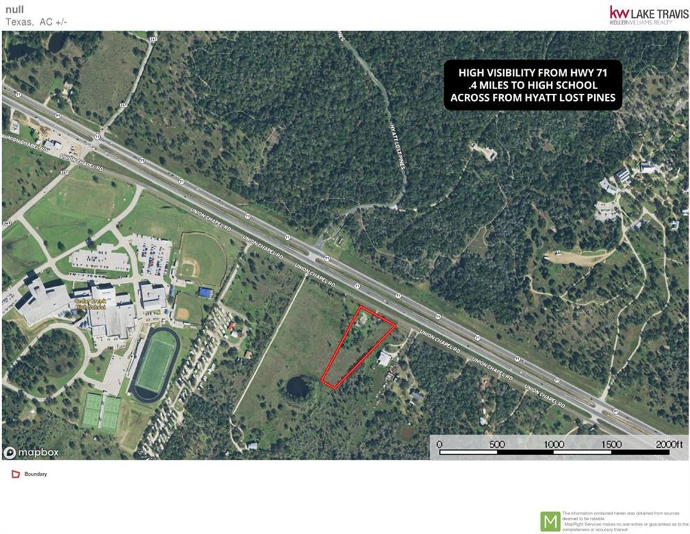 717 Union Chapel RD, Cedar Creek TX 78612 Property Photo