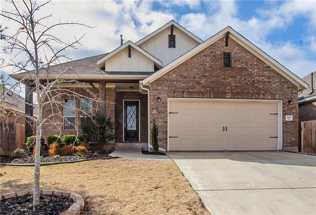 625 Peregrine WAY, Leander TX 78641 Property Photo - Leander, TX real estate listing