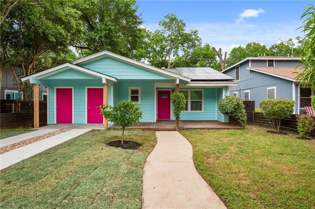 2508 Canterbury ST # 1, Austin TX 78702 Property Photo - Austin, TX real estate listing