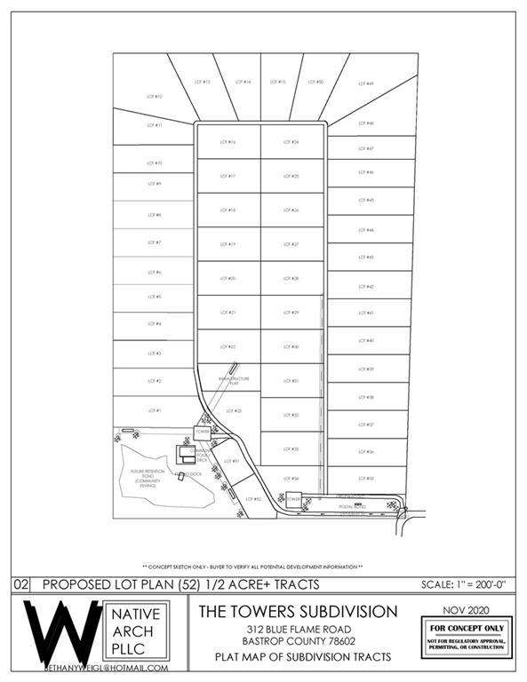 312 Blue Flame RD, Cedar Creek TX 78612 Property Photo - Cedar Creek, TX real estate listing