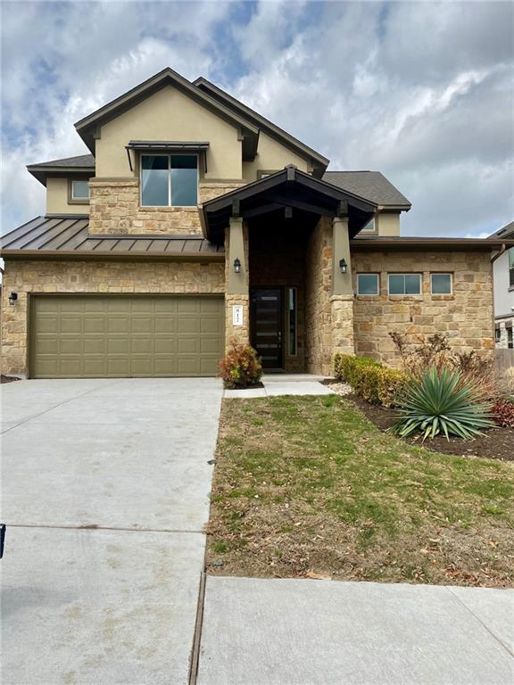 817 Clearwell ST Property Photo - Cedar Park, TX real estate listing
