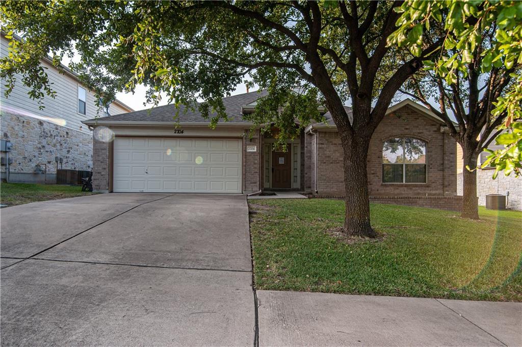 2704 Blackstone CV, Round Rock TX 78665 Property Photo - Round Rock, TX real estate listing