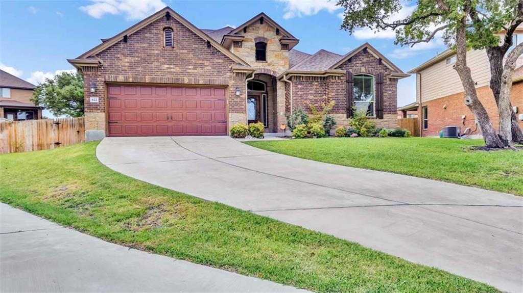 822 Terra Cotta CT, Harker Heights TX 76548 Property Photo - Harker Heights, TX real estate listing