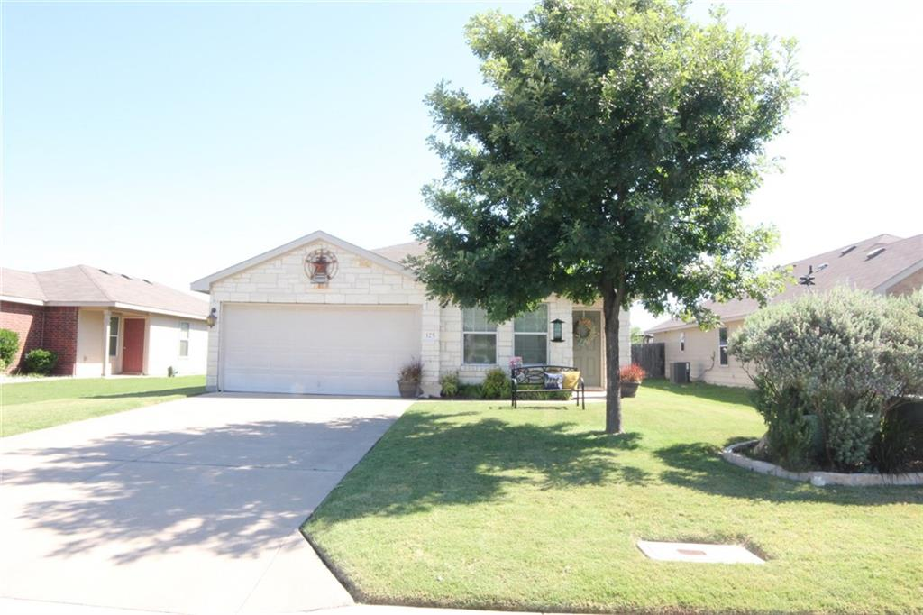 125 Bashaw LOOP, Temple TX 76502 Property Photo - Temple, TX real estate listing