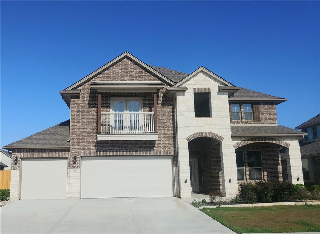 5013 Azura WAY Property Photo - Killeen, TX real estate listing