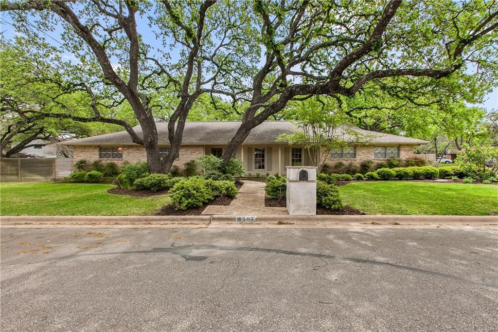 8507 Silver Ridge DR Property Photo - Austin, TX real estate listing