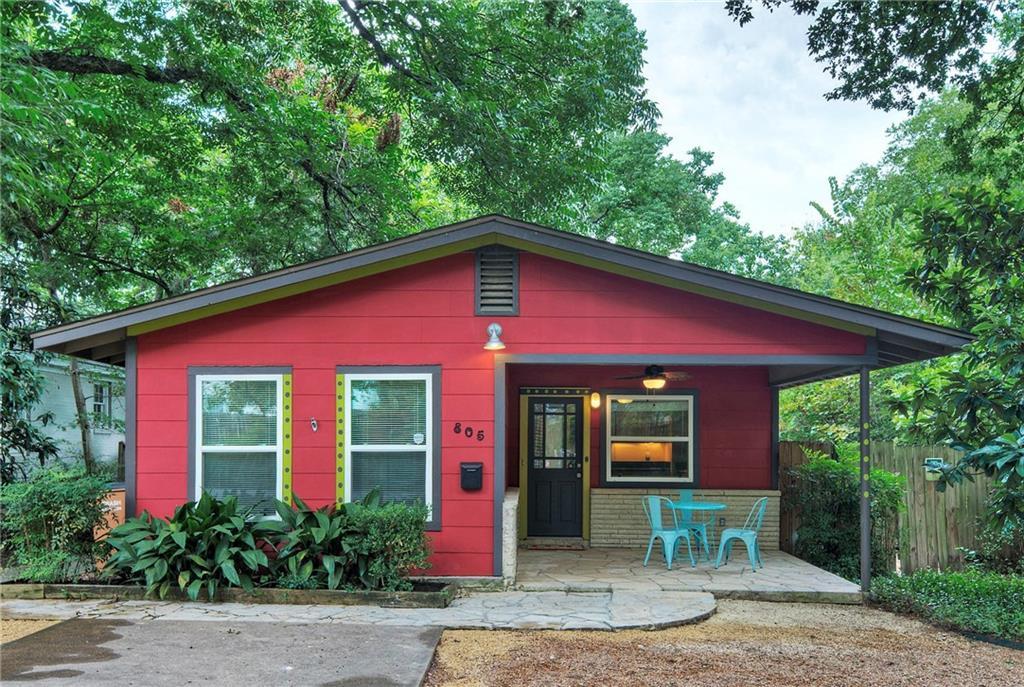 805 E 32 1/2 ST, Austin TX 78705 Property Photo - Austin, TX real estate listing