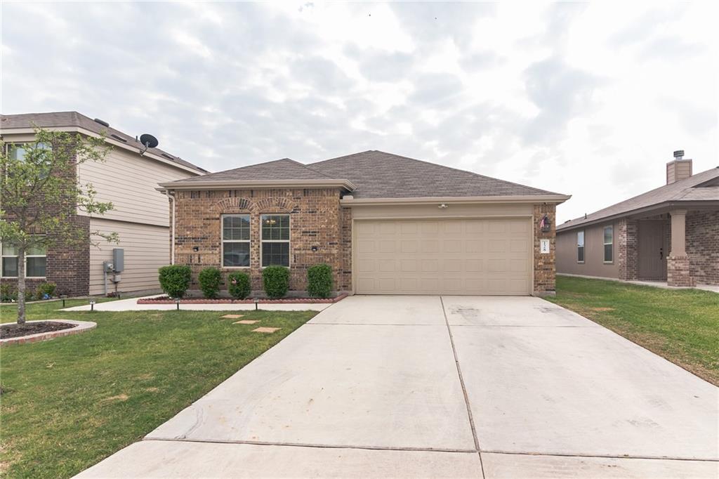128 Ammonite LN Property Photo - Jarrell, TX real estate listing
