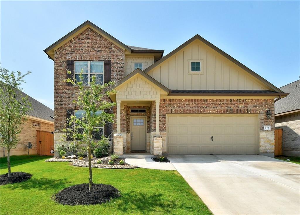 675 Patriot DR Property Photo - Buda, TX real estate listing