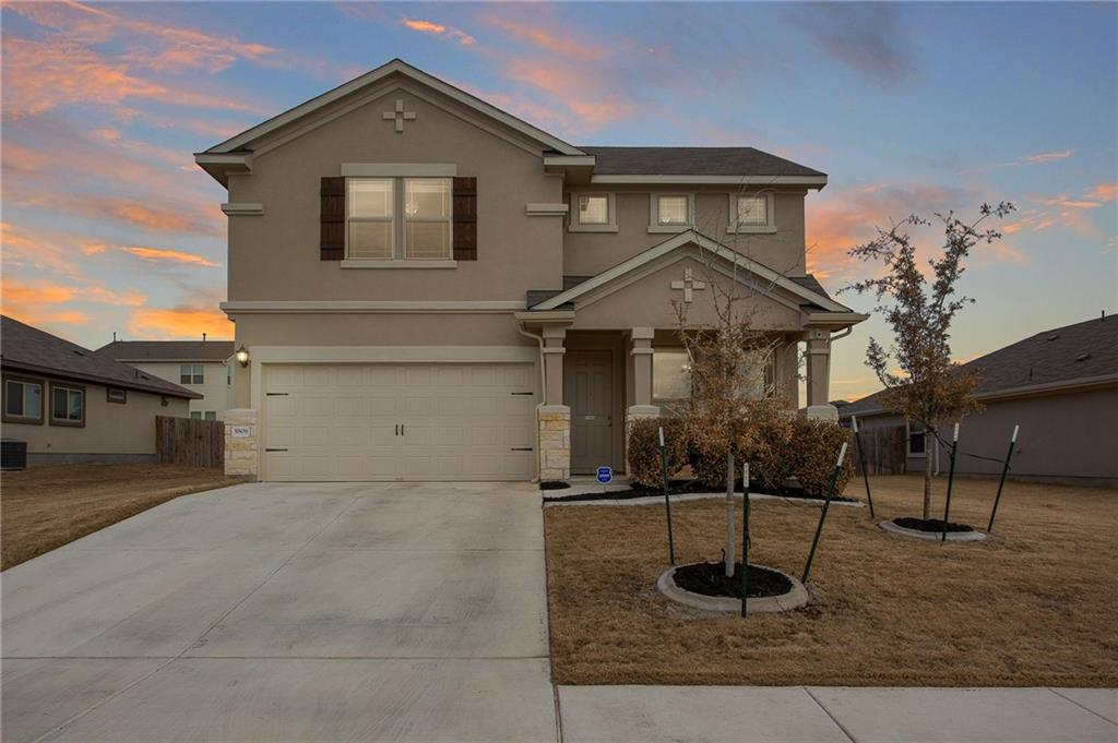 5808 Livorno CV Property Photo - Round Rock, TX real estate listing
