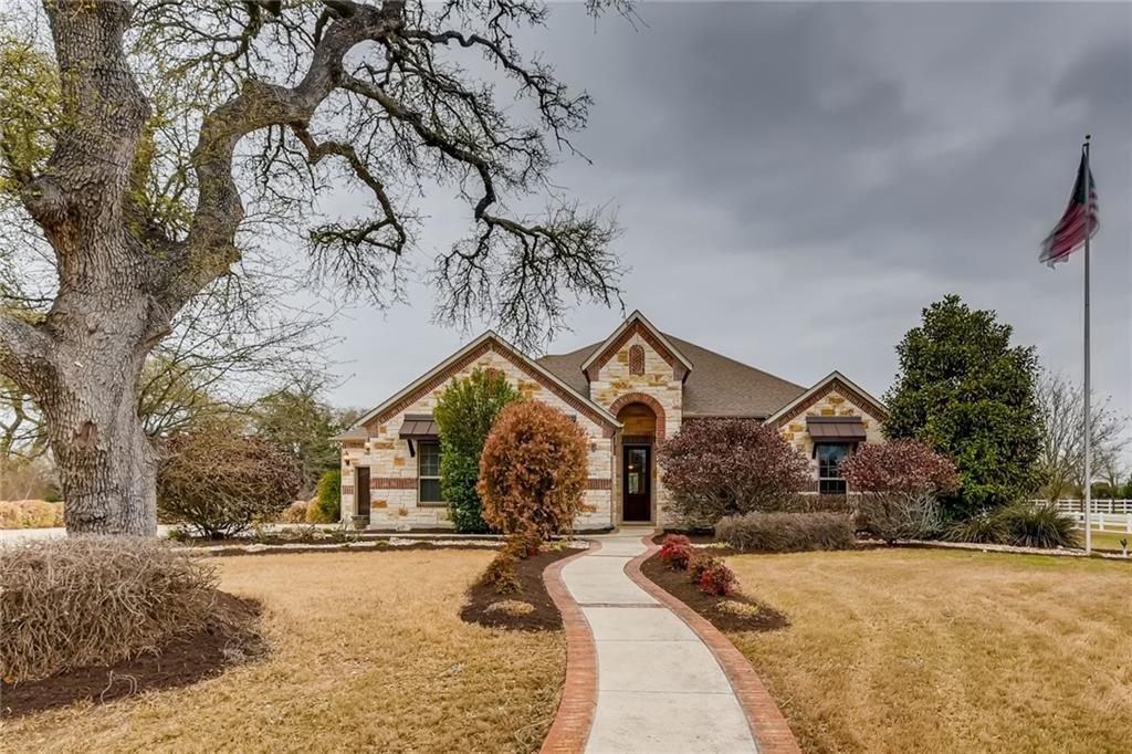 1018 Flint Rock LOOP Property Photo - Driftwood, TX real estate listing