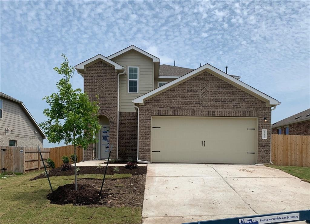 15412 Jazzberry Way, Del Valle TX 78617 Property Photo - Del Valle, TX real estate listing
