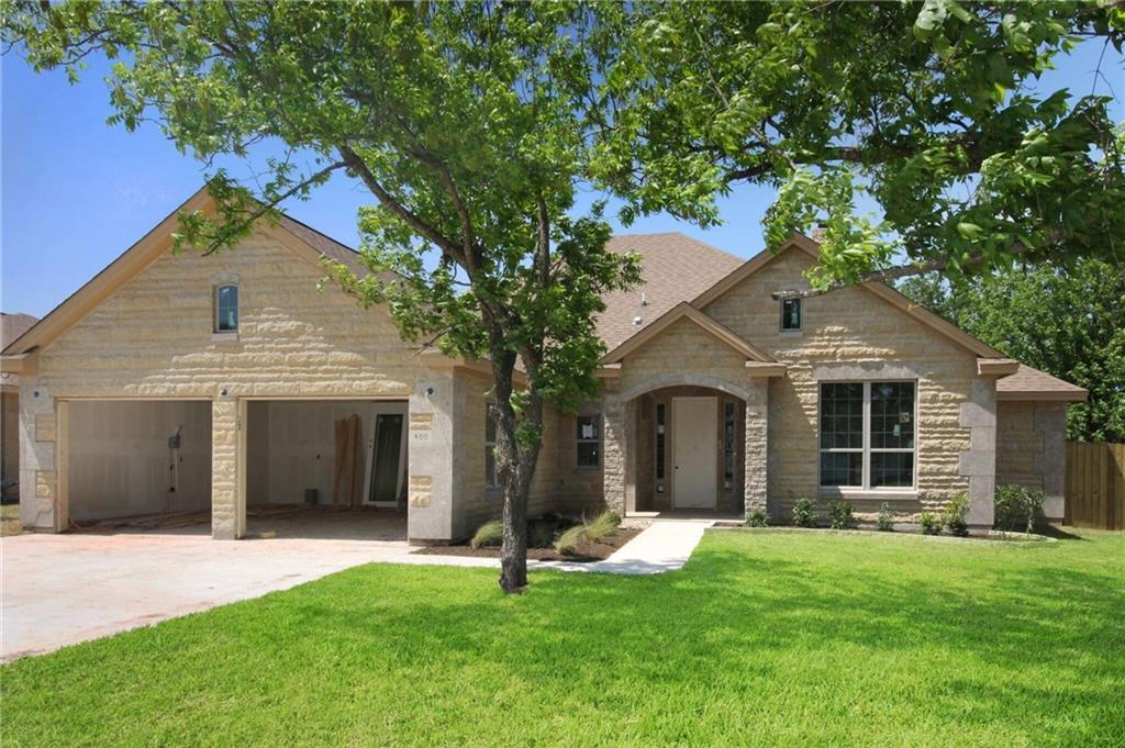 400 Avenue K, Jarrell TX 76537 Property Photo - Jarrell, TX real estate listing