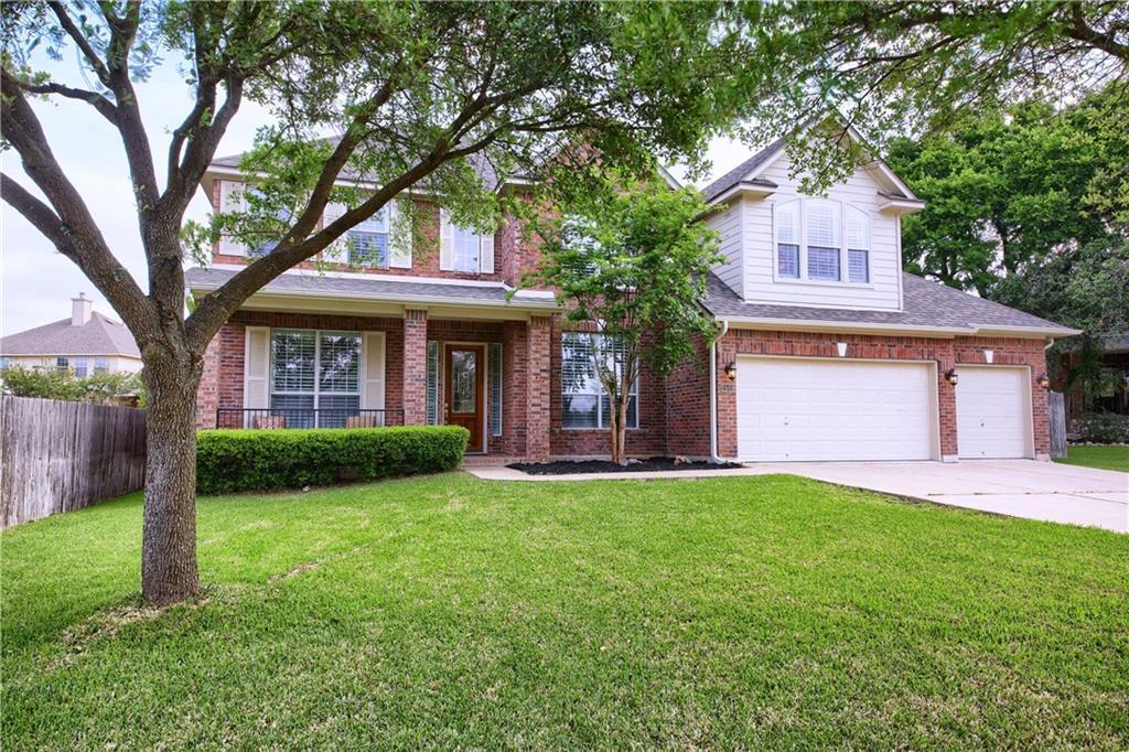 2501 Caparzo DR Property Photo - Cedar Park, TX real estate listing