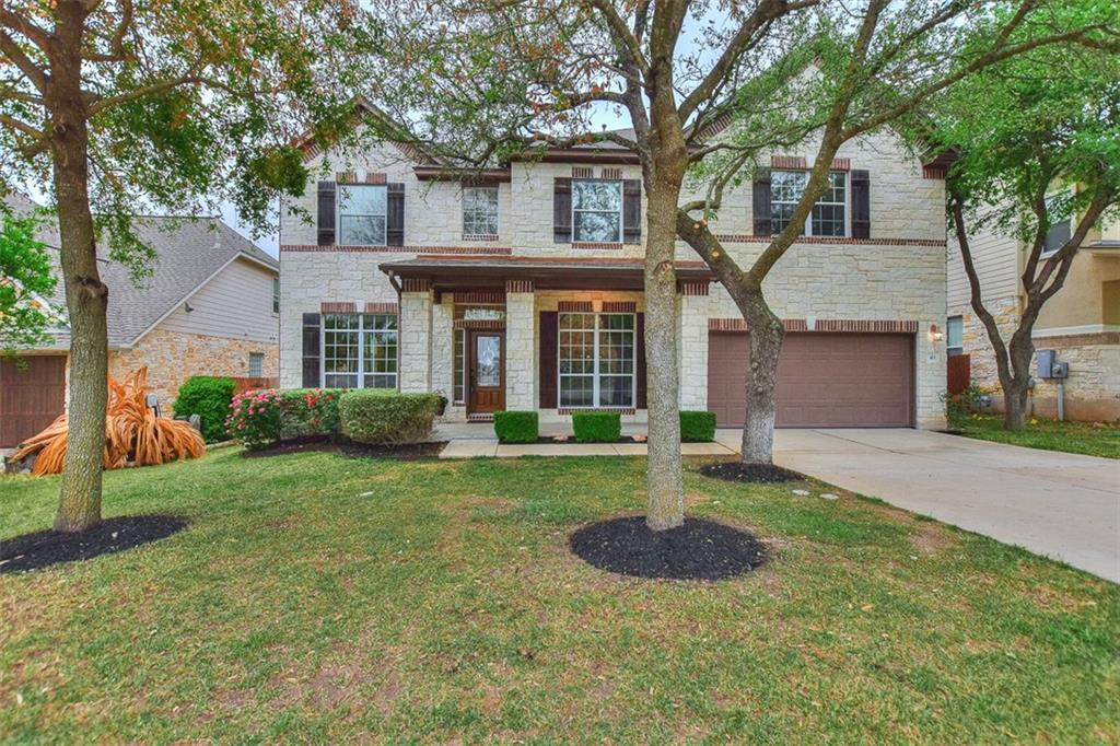 411 S Frontier LN Property Photo - Cedar Park, TX real estate listing