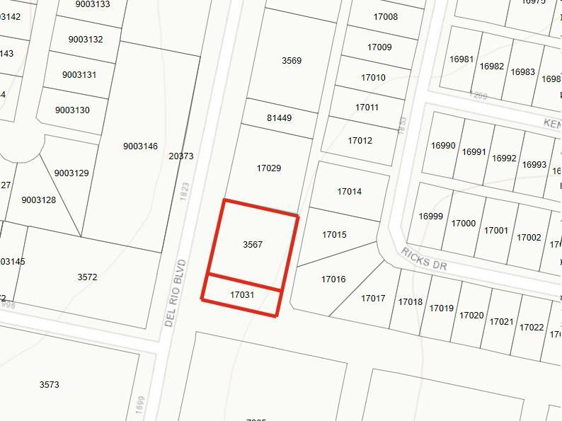 1720 Del Rio BLVD Property Photo - Eagle Pass, TX real estate listing