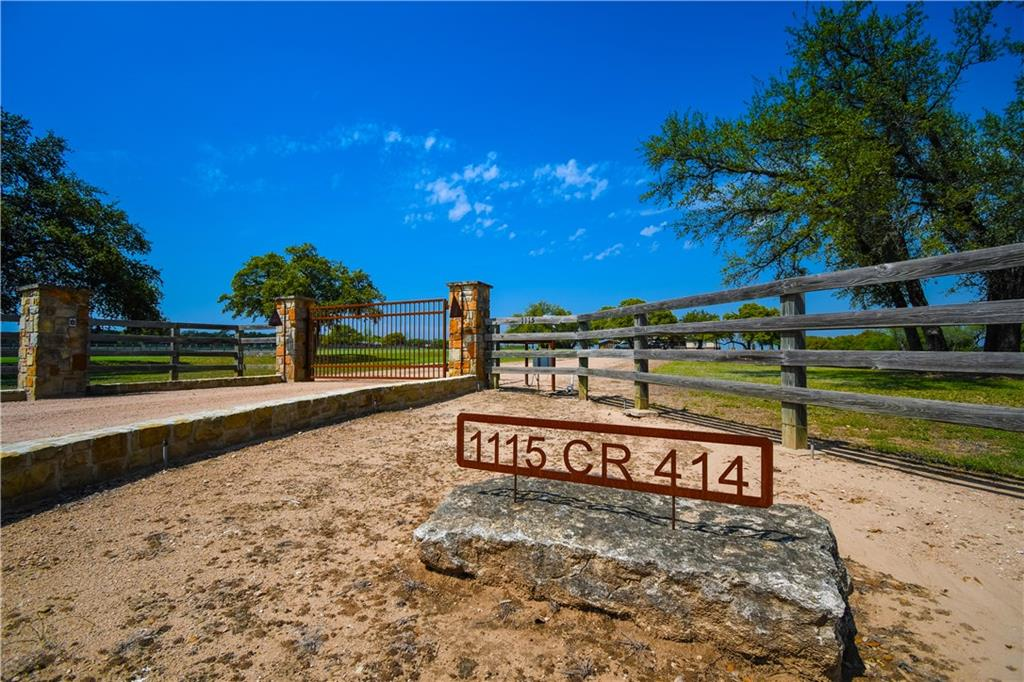 1115 County Road 414, Spicewood TX 78669 Property Photo - Spicewood, TX real estate listing