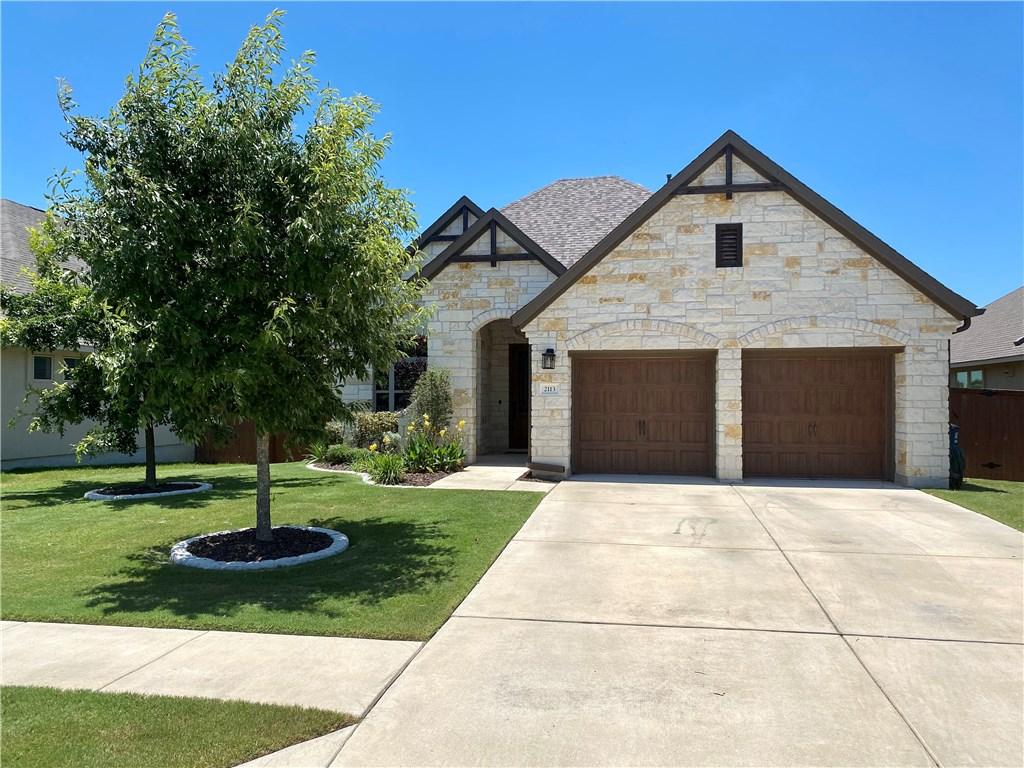2113 Sandbur LN, Leander TX 78641 Property Photo - Leander, TX real estate listing