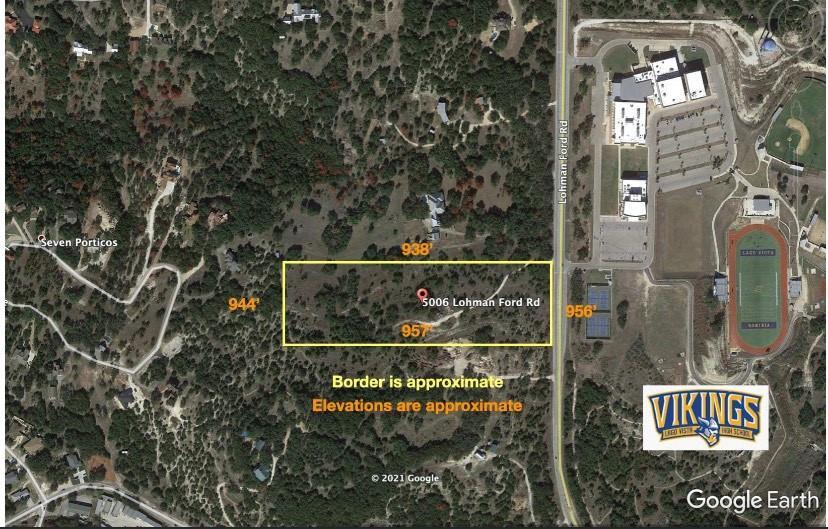 5006 Lohmans Ford RD Property Photo - Lago Vista, TX real estate listing