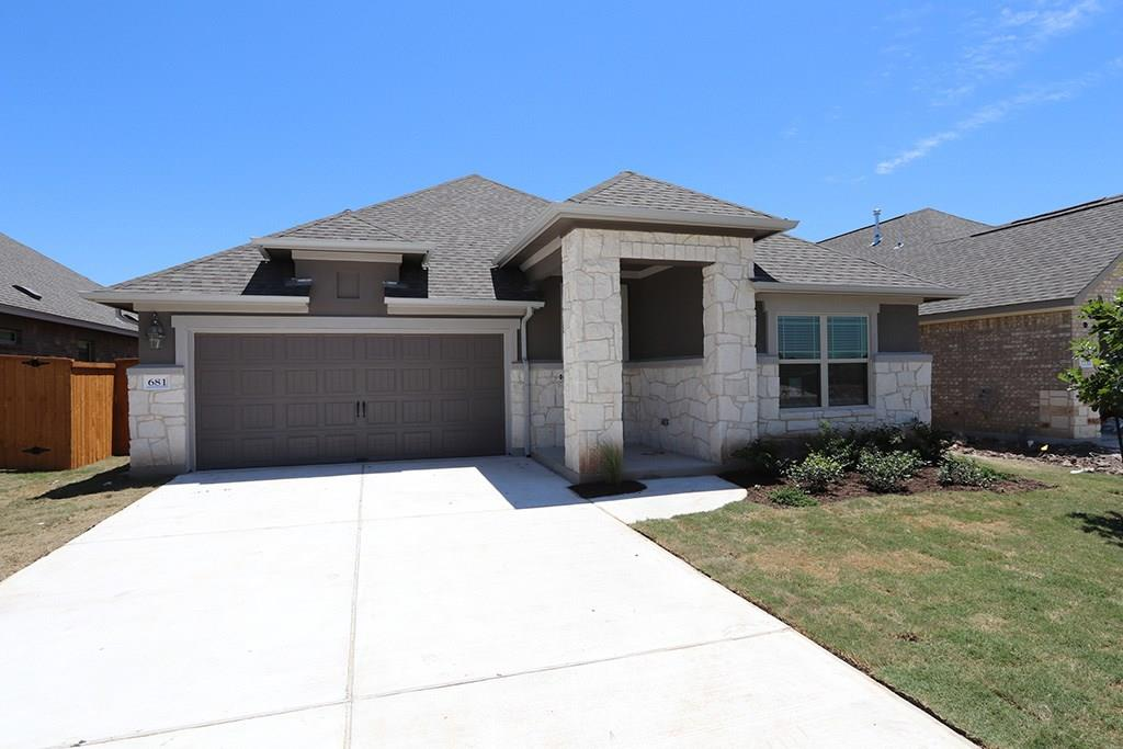 681 Coyote Creek WAY, Kyle TX 78640 Property Photo - Kyle, TX real estate listing