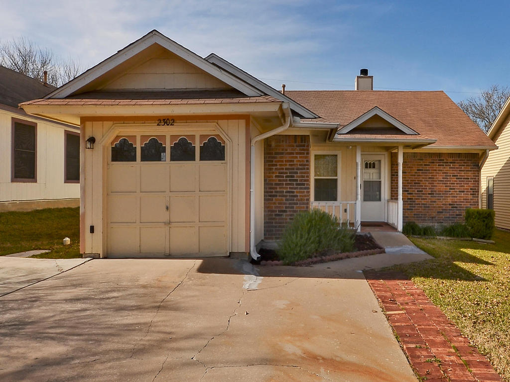 2302 Stirrup DR, Round Rock TX 78681 Property Photo - Round Rock, TX real estate listing