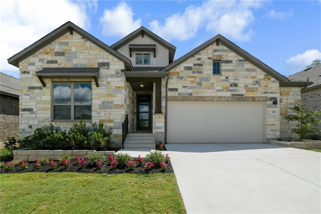 238 MINERAL RIVER LOOP, Kyle TX 78640 Property Photo - Kyle, TX real estate listing